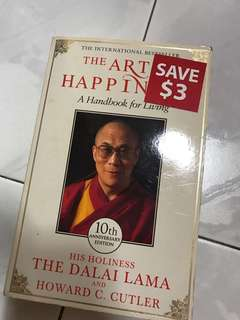 The Art of Happiness His Holiness The Dalai Lama