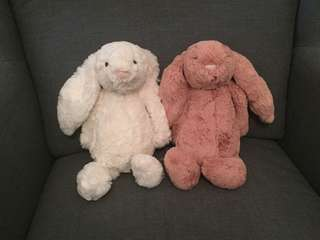 Brand New Jellycat Bunnies