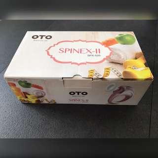 全新)OTO迴旋按摩器:OTO Spinex II (SPX-520(適合送禮或自用) - 馬鐵烏溪沙站取 或 郵費自付