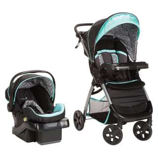 BABY 1ST BABY STROLLER WITH CAR SEAT