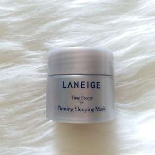 LANEIGE FIRMING SLEEPING MASK