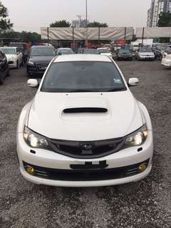 Subaru Impreza Wrx Sti 2.5L