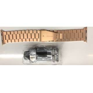 iWatch Stainless Steel Strap for 42MM / ROSE GOLD