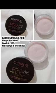 Catrice Prime Fine