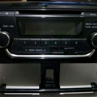 Toyota Vios Car Stereo Gen 3