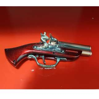 Vintage Gun Lighter
