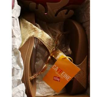 Fitflop Petra gold