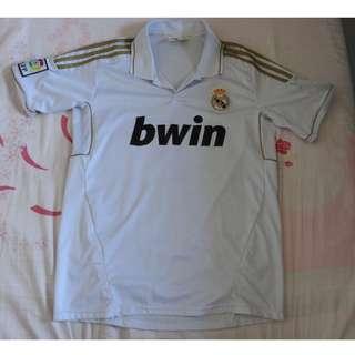 Real Madrid Soccer Football Jersey