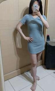 最新韓版一件式洋裝