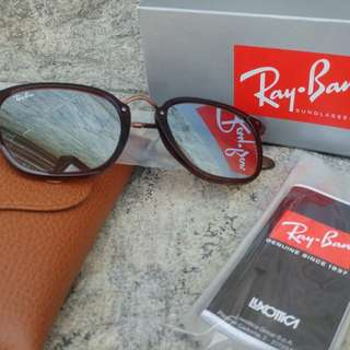 Ray-Ban RB2448N Flat Lenses-62569U Ray ban太陽眼鏡