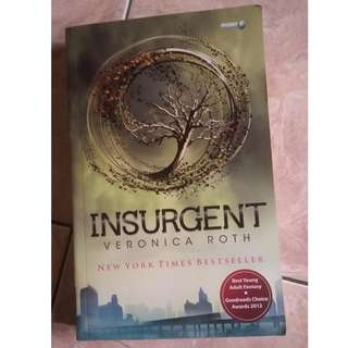 Novel Divergent Series: Insurgent