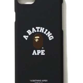 iPhone X A bathing ape case