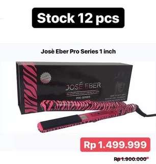Jose Eber Pro Series 1 inch zebra pink