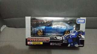 Transformers bluestreak binatech