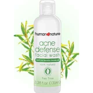 Acne Defense Facial Wash