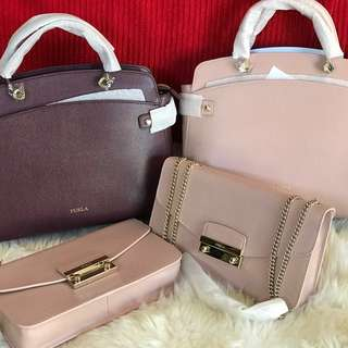 AVAILABLR STOCK FURLA BRAND NEW 100% AUTHENTIC ON HAND IN OUR SHOP