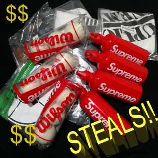 Supreme steals