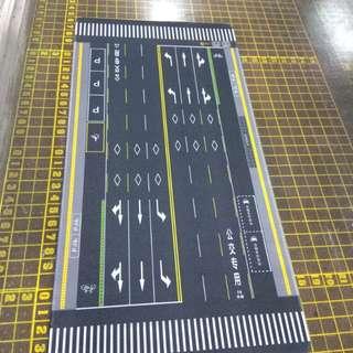 1:64 1/64 滑鼠墊 小汽車 場景 背景 道路 風火輪小汽車 火柴盒小汽車 tomica hotwheels 多美小汽車