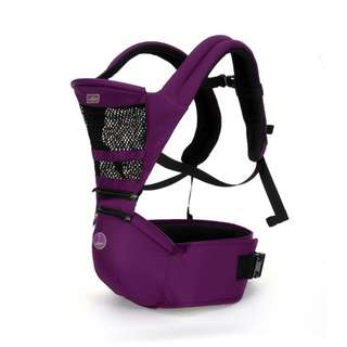 Aierbao breathable kid carrier front facing hip seat