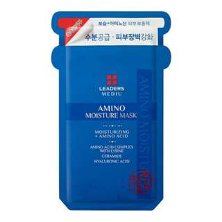 LEADERS INSOLUTION AMINO MOISTURE MASK