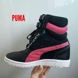 Puma街頭內增高厚底鞋