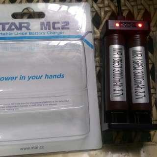 Choco battery for vape