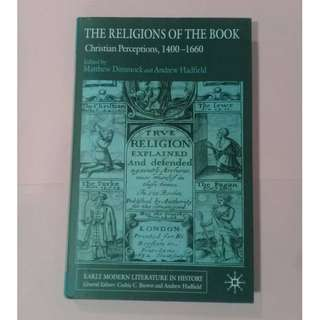The Religions of the Book: 1400-1660 (Early Modern Literature in History) 2008th Edition