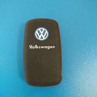 VW Polo sedan Key Rubber Case