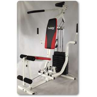 Alat Latihan Angkat Beban Total Fitness Brand Home Gym Mini 1 Sisi