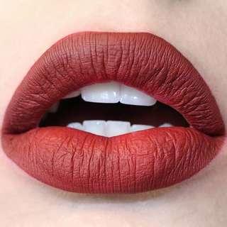 Colourpop ultra matte lip in Avenue