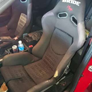 Bride Low Max Semi Bucket Seat
