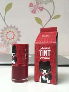 Peri's Tint Peripera shade cherry juice Liptint