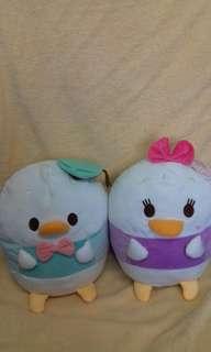 Disney Tsum Tsum Soft Toy 30cm - Donald & Daisy ( 1 pair )