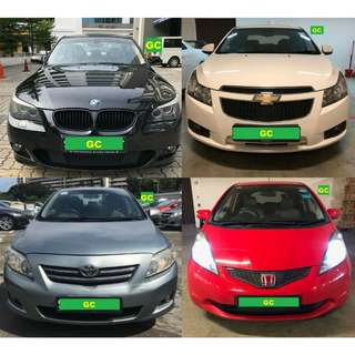 Honda Jazz Skyroof RENT CHEAPEST RENTAL PROMO FOR Grab/Ryde/Personal USE RENTING OUT