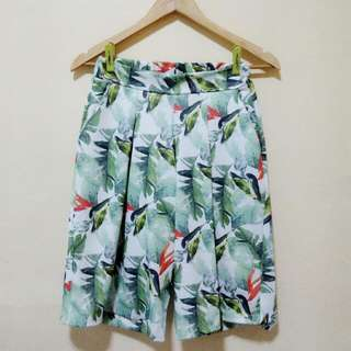 Tropical Cullotes