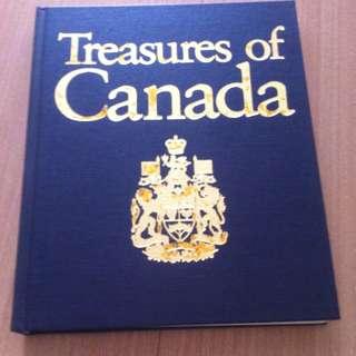 TREASURE OF CANADA