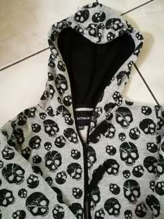 Adult Onesie with Hood