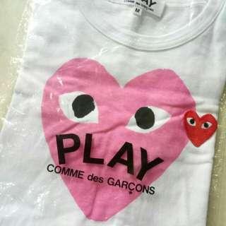 T-shirt CDG (Jepang)