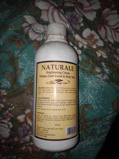 Body skin naturale