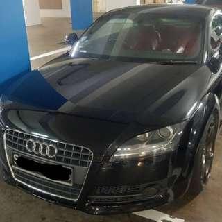 Audi TTC 2.0A TFSI
