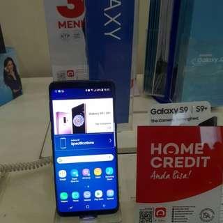 Kredit Proses 3 Menit Samsung Galaxi S9