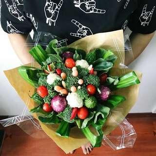 Fresh Vegetable Bouquet