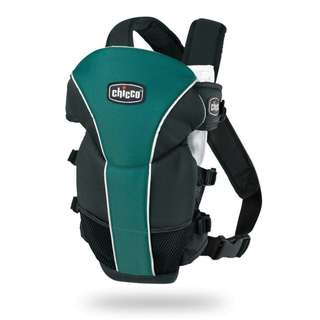 Original Chicco ultra soft baby backpack carrier