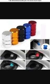 Tire valve cap**••