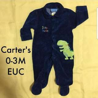 Carter's overall repriced!