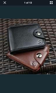Men's Benz Wallets (plz read description)