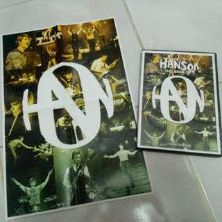 Hanson dvd