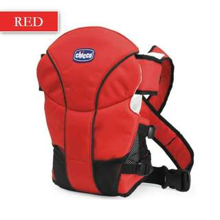 Original Chicco softy backpack baby carrier