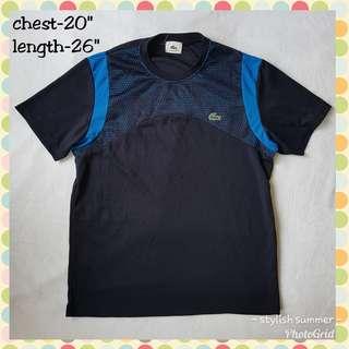 LACOSTE sports tshirt