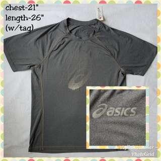 ASICS drifit tshirt